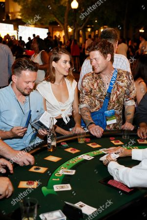 Editorial photo of 9th Annual Variety Charity Poker & Casino Night,  Paramount Studios, Los Angeles, USA - 24 Jul 2019