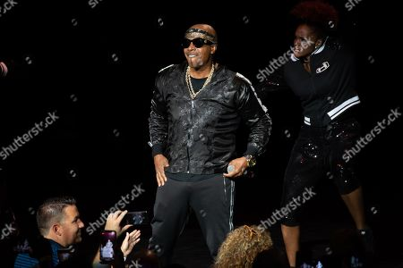 Editorial image of MC Hammer's House Party, DTE Energy Music Theatre, Clarkston, USA - 26 Jul 2019
