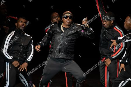 Stock Picture of MC Hammer