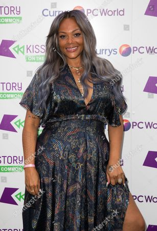Editorial photo of 'KISSTORY on the Common' event, London, UK - 27 Jul 2019