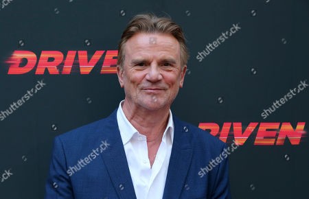 """Nick Hamm attends the LA Premiere of """"Driven"""" at the ArcLight Hollywood, in Los Angeles"""