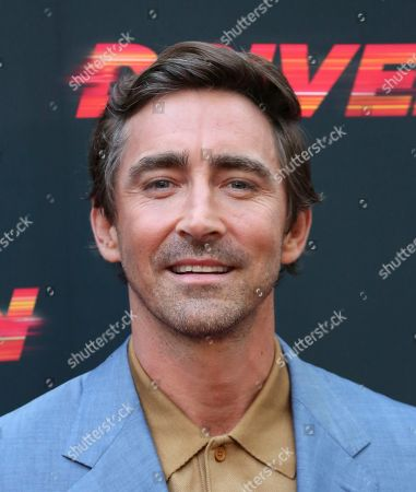 """Lee Pace attends the LA Premiere of """"Driven"""" at the ArcLight Hollywood, in Los Angeles"""