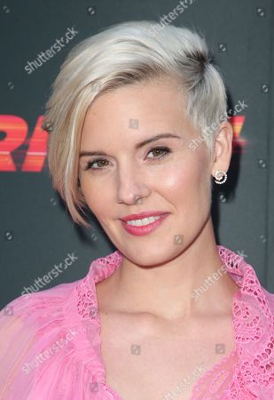 Stock Photo of Maggie Grace