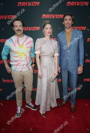 Jason Sudeikis, Judy Greer, Lee Pace