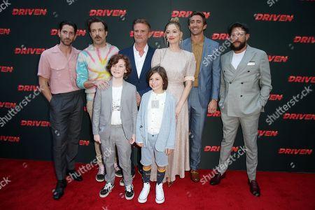 Stock Image of Iddo Goldberg, Jason Sudeikis, Nick Hamm, Judy Greer, Lee Pace, Brad Feinstein, Tyler Crumley, Asher Miles Fallica
