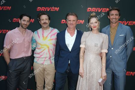 Iddo Goldberg, Jason Sudeikis, Nick Hamm, Judy Greer, Lee Pace