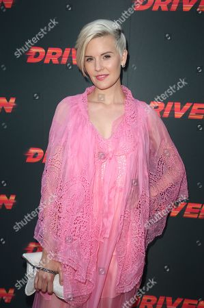 Editorial picture of 'Driven' Film Premiere, Arrivals, ArcLight Cinemas, Los Angeles, USA - 29 Jul 2019
