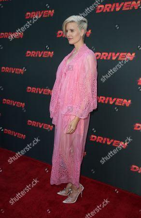 Editorial image of 'Driven' Film Premiere, Arrivals, ArcLight Cinemas, Los Angeles, USA - 29 Jul 2019
