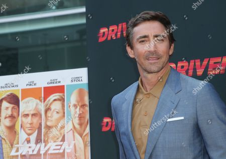 Stock Photo of Lee Pace
