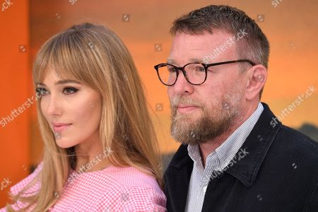 Editorial image of 'Once Upon a Time in... Hollywood' film premiere, London, UK - 30 Jul 2019