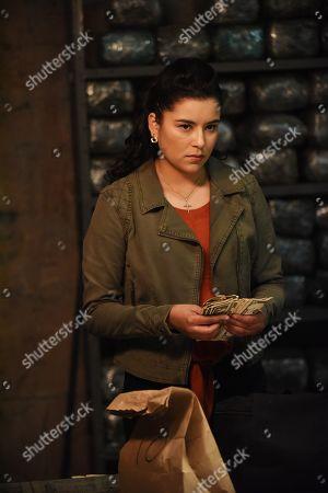 Emily Rios as Lucia Villanueva