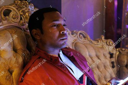 Malcolm Mays as Kevin Hamilton