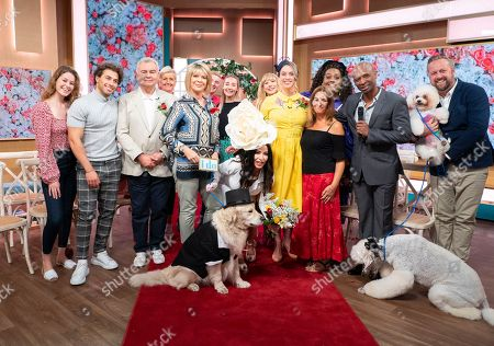Editorial photo of 'This Morning' TV show, London, UK - 30 Jul 2019