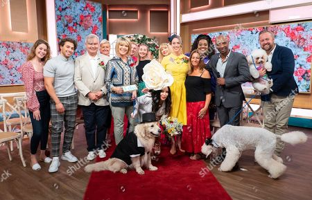 Editorial picture of 'This Morning' TV show, London, UK - 30 Jul 2019