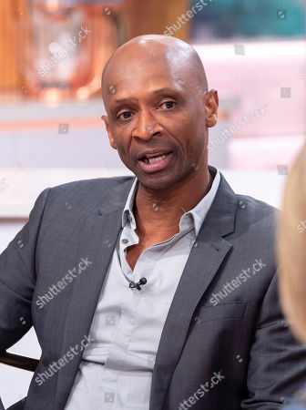Stock Image of Andy Abraham