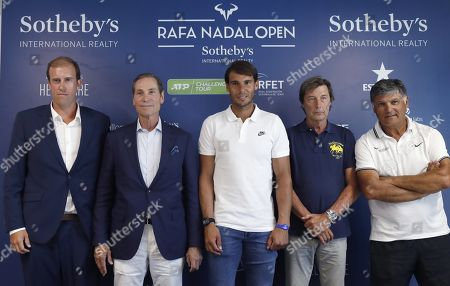 Editorial picture of Rafael Nadal launches 2nd 'Rafa Nadal Open by Sotheby's Internacional Realty' ATP challenger tour tournament, Palma De Mallorca, Spain - 30 Jul 2019