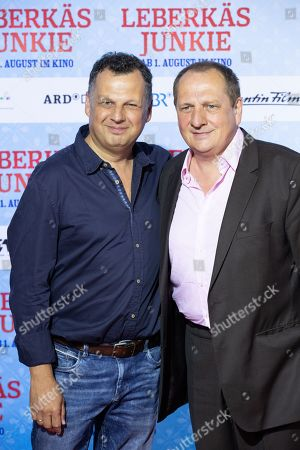 Gerhard Wittmann, Thomas Kuegel