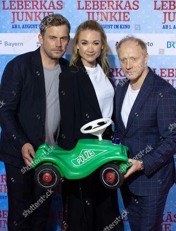 Sebastian Bezzel, Lisa Maria Potthoff, Simon Schwarz