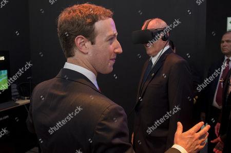 Editorial photo of Facebook loses Zenimax lawsuit against its Oculus VR - 19 Nov 2016