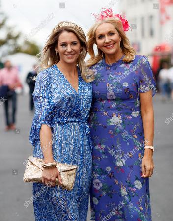 RTE's Evanne Ni Chuilinn and Miriam O'Callaghan