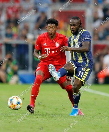 Editorial photo of FC Bayern Munich vs Fenerbace Istanbul, Germany - 30 Jul 2019