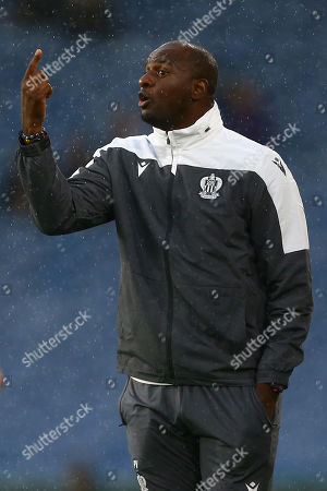 Patrick Vieira, head coach of Nice