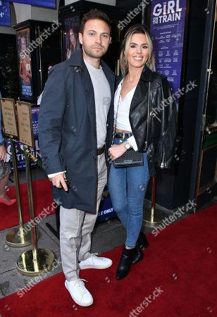 Matt Di Angelo and Sophia Perry