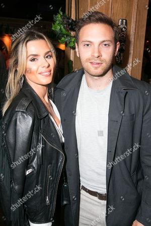 Sophia Perry and Matt Di Angelo