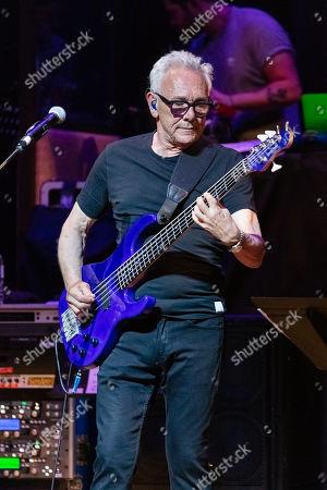 Editorial image of Trevor Horn in concert at the Symphony Hall, Birmingham, UK - 30 Jul 2019