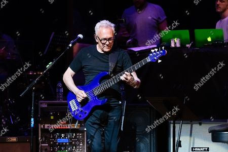 Editorial picture of Trevor Horn in concert at the Symphony Hall, Birmingham, UK - 30 Jul 2019