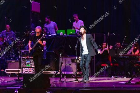 Editorial photo of Trevor Horn in concert at the Symphony Hall, Birmingham, UK - 30 Jul 2019