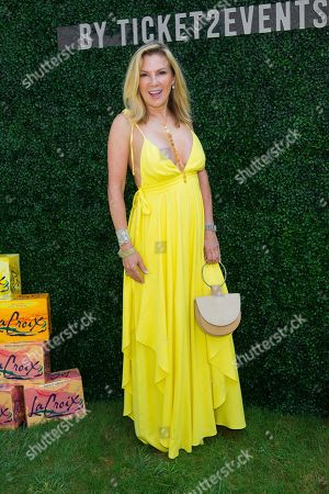 Stock Image of Ramona Singer attends Hot in The Hamptons, hosted by Kristen Taekman and Flaviana Matata, at Thomas Halsey Homestead, in Southampton, NY