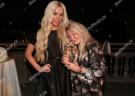 Gigi Gorgeous and Ariadne Getty