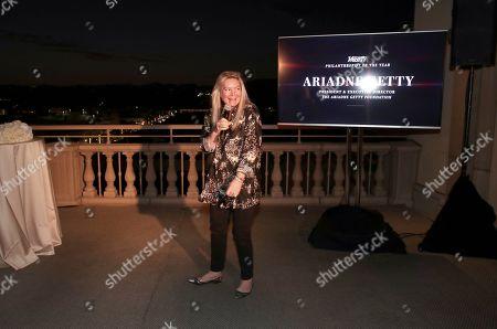 Ariadne Getty