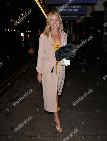 Editorial image of 'The Girl on the Train' party, Gala Night, London, UK - 30 Jul 2019