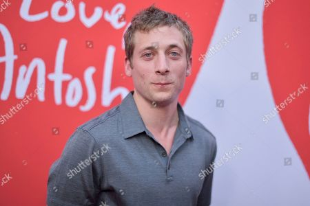 """Stock Picture of Jeremy Allen White attends the LA premiere of """"Love, Antosha"""" at ArcLight Cinemas - Hollywood, in Los Angeles"""