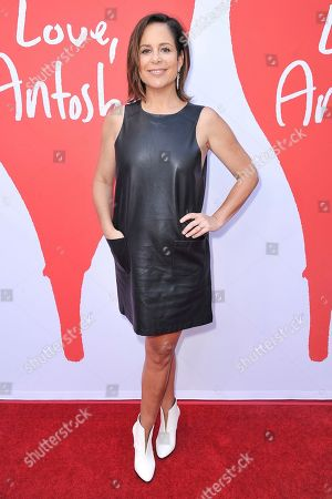 """Stock Picture of Laura Niemi attends the LA premiere of """"Love, Antosha"""" at ArcLight Cinemas - Hollywood, in Los Angeles"""