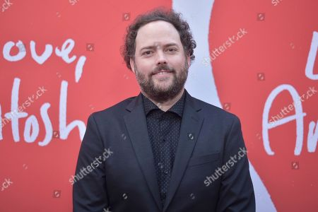 "Drake Doremus attends the LA premiere of ""Love, Antosha"" at ArcLight Cinemas - Hollywood, in Los Angeles"