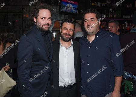Drake Doremus, Garret Price and Adam Gibbs