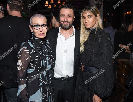 Stock Picture of Irian Yelchin, Garret Price and Sofia Boutella