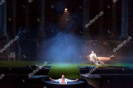 Editorial image of International Classic Theater Festival in Merida, Spain - 31 Jul 2019