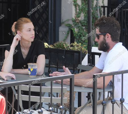 Editorial photo of Whitney Port and husband Ben Nemtin out and about, Los Angeles, USA - 30 Jul 2019