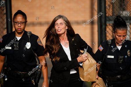 Former Pennsylvania Attorney General Kathleen Kane released