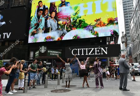 Editorial photo of 'Good Morning America' TV show, New York, USA - 31 Jul 2019