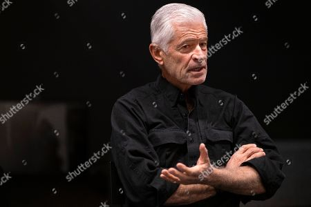 Stock Picture of James Nachtwey