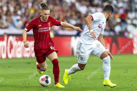 Editorial picture of Liverpool FC vs Olympique Lyon, Geneva, Switzerland - 31 Jul 2019