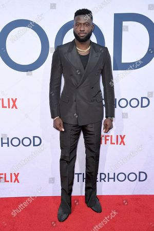 "Sinqua Walls attends a special screening of ""Otherhood,"" at the Egyptian Theatre Hollywood, in Los Angeles"
