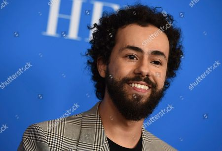 Ramy Youssef arrives at the 2019 Hollywood Foreign Press Association's Annual Grants Banquet at the Beverly Wilshire Beverly Hills on
