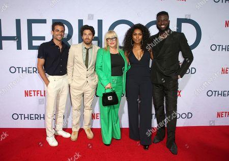 Editorial picture of 'Otherhood' film screening, Los Angeles, USA - 31 Jul 2019