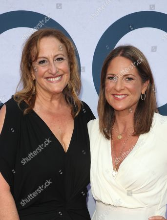 Cindy Chupack and Cathy Schulman